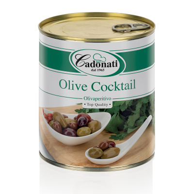 Olive Cocktail