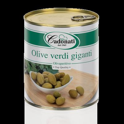 Olive verdi giganti