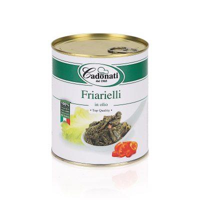 Friarielli in olio