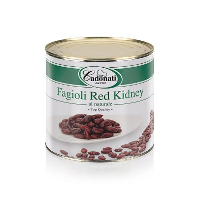 Fagioli Red Kidney al naturale