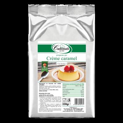 Preparato per Crème Caramel
