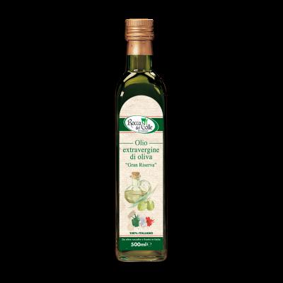 Olio extra vergine di oliva Gran Riserva