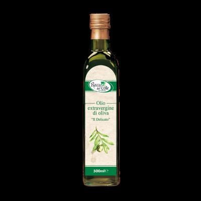 Olio extravergine di oliva Il Delicato