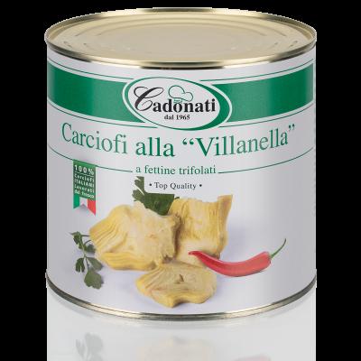 Carciofi alla Villanella