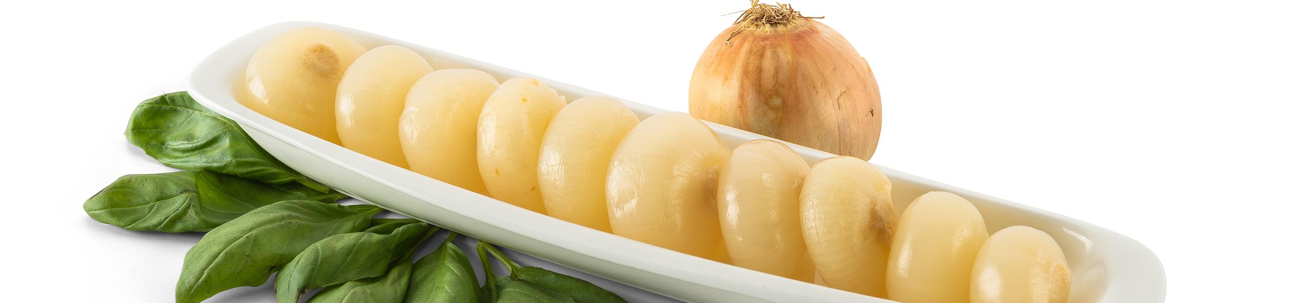 Cipolle Borretane al naturale
