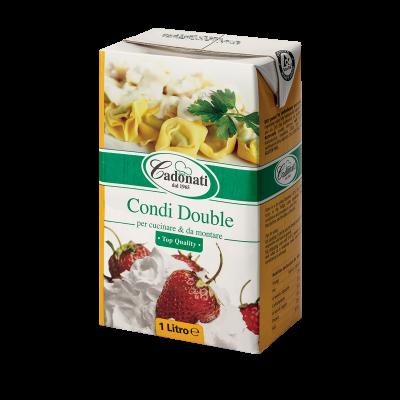 Condi Double per cucinare e da montare