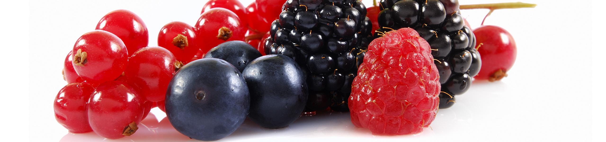 Dolcefrutto ai frutti di bosco