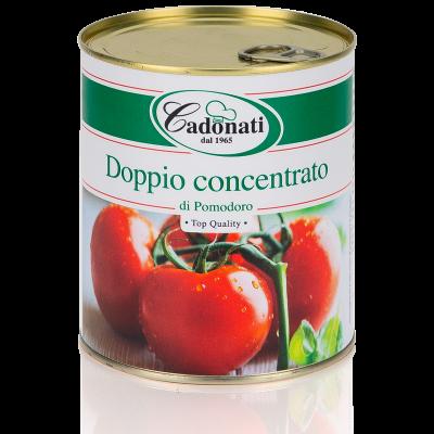 Doppio concentrato di pomodoro