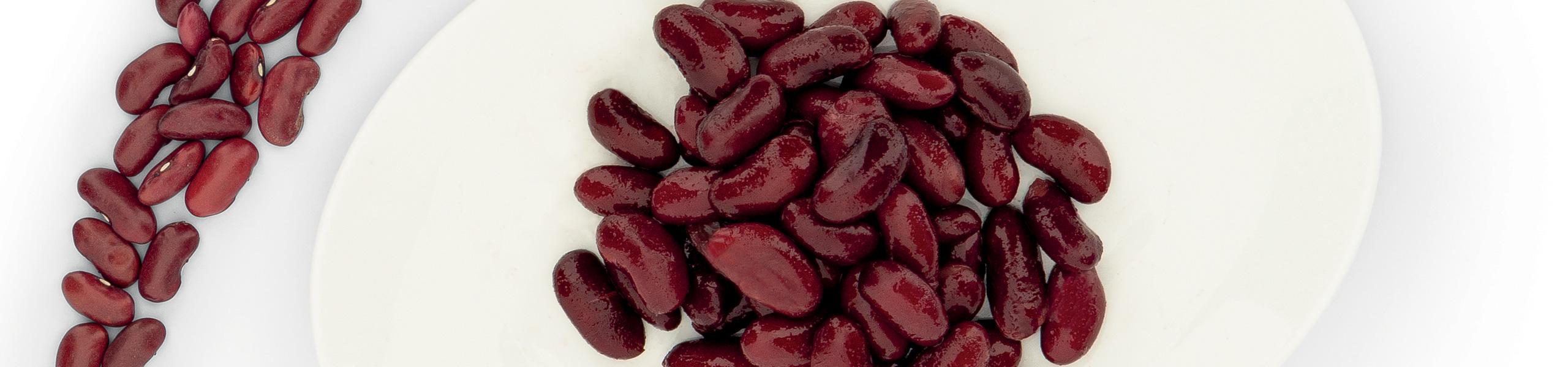 Fagioli Red Kidney al naturale