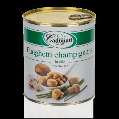 Funghetti champignons in olio
