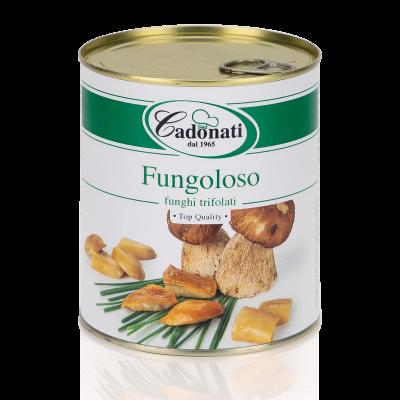 Fungoloso funghi trifolati