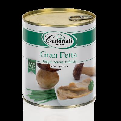 Gran Fetta Funghi Porcini trifolati
