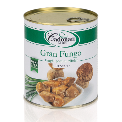 Gran Fungo Funghi Porcini trifolati