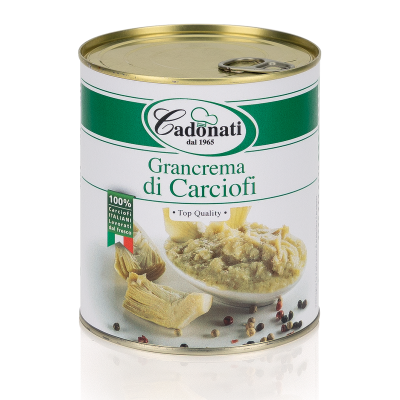 Grancrema di Carciofi