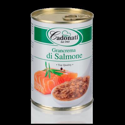 Grancrema di Salmone