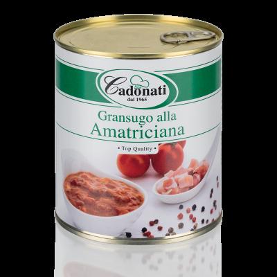 Gransugo alla Amatriciana