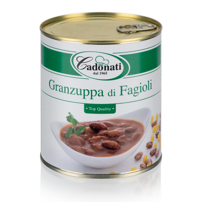 Granzuppa di Fagioli