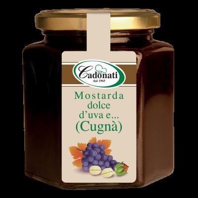 Mostarda dolce d'uva e…(Cugnà)
