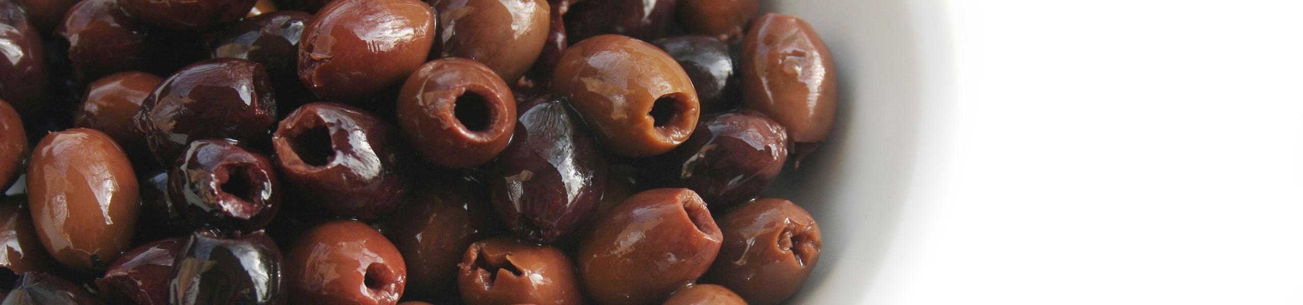 Olive Taggiasche in olio extra vergine di oliva