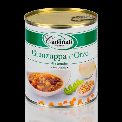 Granzuppa d'Orzo