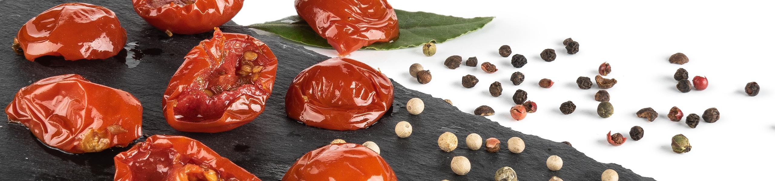 Pomociliegino Pomodori semi-dry erbe fini