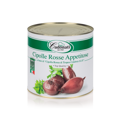 Cipolle Rosse Appetitose