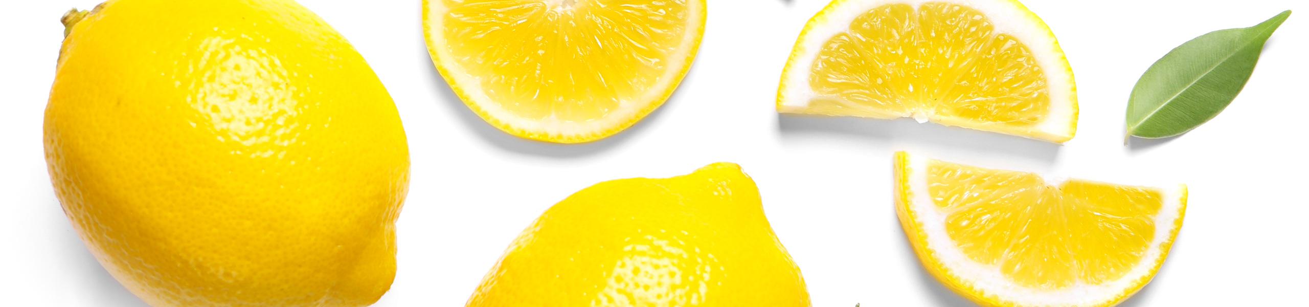 Preparato per tè al limone