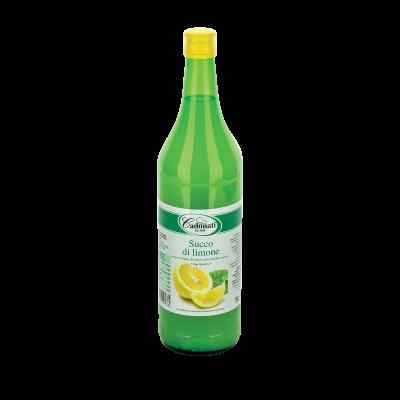 100% succo di limone