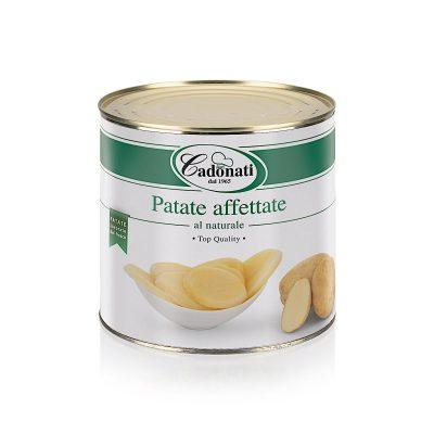 Patate affettate