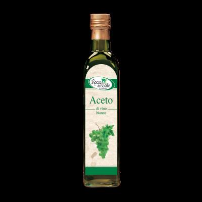 Aceto di vino bianco 0,5 L