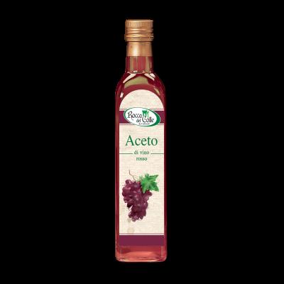 Aceto di vino rosso 0,5 L