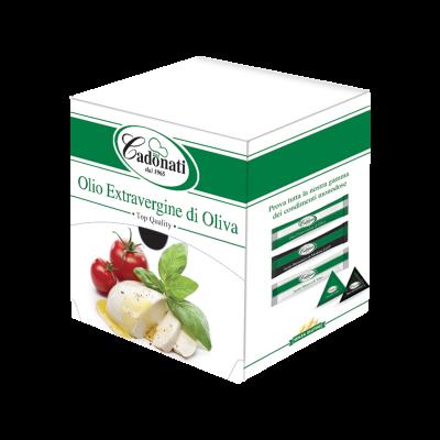 Box Olio Extravergine di Oliva 100 pz.