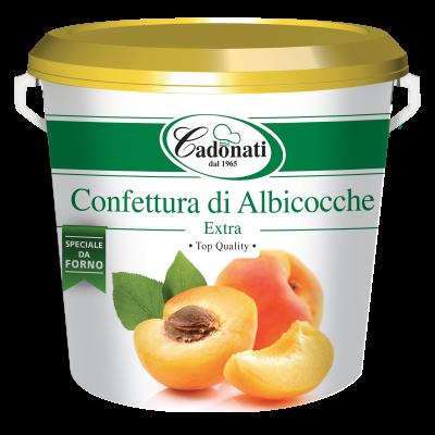 Confettura Extra di Albicocche da forno
