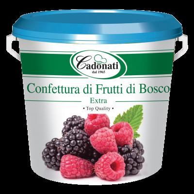 Confettura Extra di Frutti di Bosco