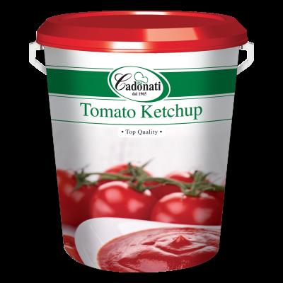 Tomato Ketchup Secchio 5 Kg