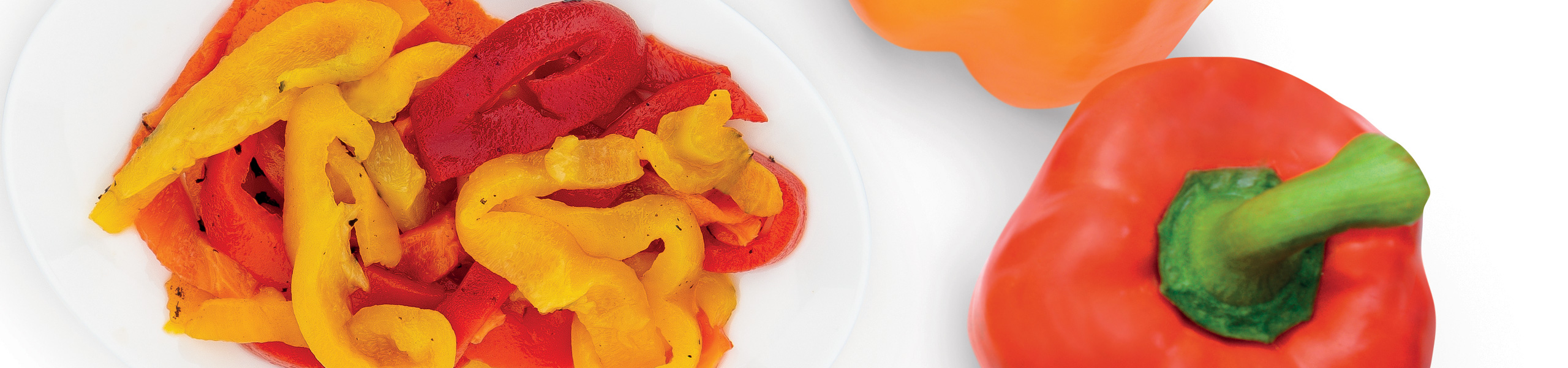 Peperoni Arrostiti a filettoni