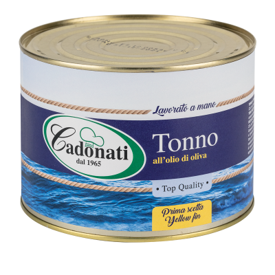 Tonno Yellowfin