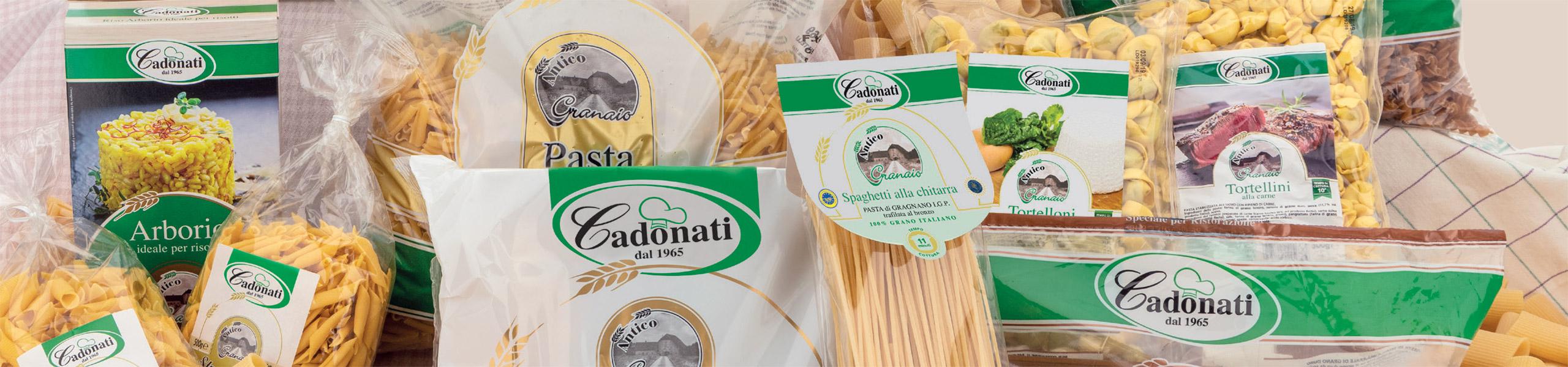 Pasta Cadonati Antico Granaio